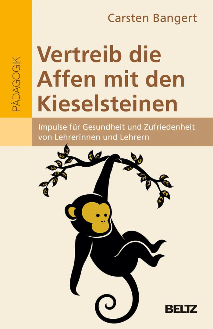 Vertreib die Affen mit den Kieselsteinen